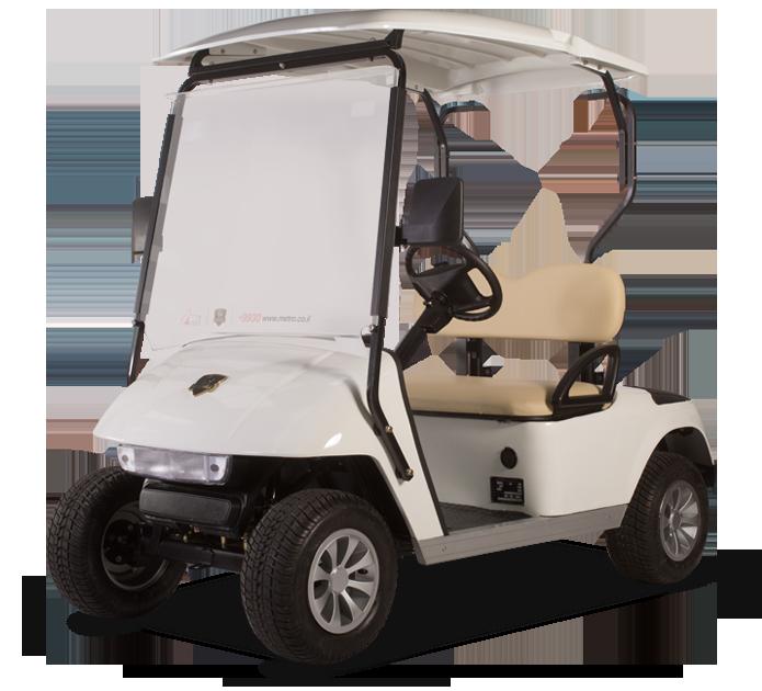 EVM Africa Golf Car